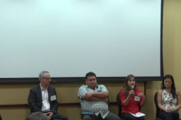 Embedded thumbnail for Panel Discussion: Evolving role of UC Teaching Faculty